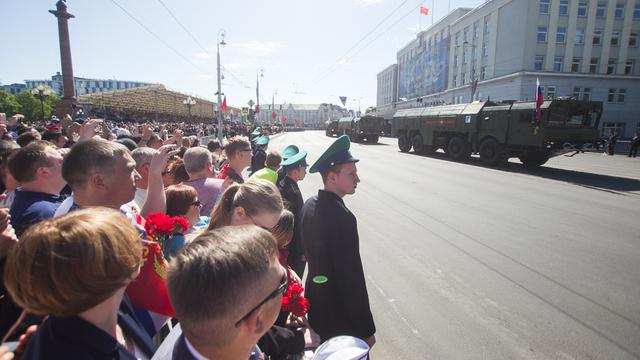 Какая военная техника будет участвовать в параде 9 мая в Калининграде (список)
