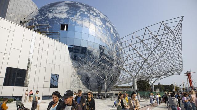 """День селёдки и """"Выход в космос"""": какие праздники отметят в Музее Мирового океана"""