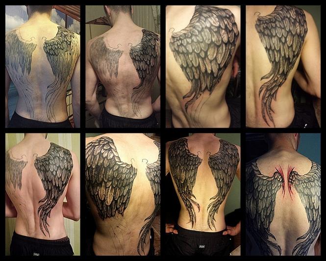 20 татуировок, которые калининградцы не стесняются показать окружающим - Новости Калининграда | Фото: Евгений Юрьевич