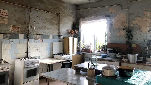 В Калининграде жители муниципальных квартир просят признать этаж аварийным