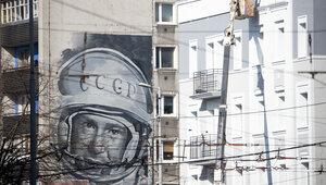 """Шесть """"космических"""" вопросов, ответы на которые можно разглядеть на улицах Калининграда (фото)"""
