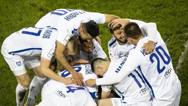 В Омске матч «Балтика» — «Иртыш» завершился победой калининградской команды