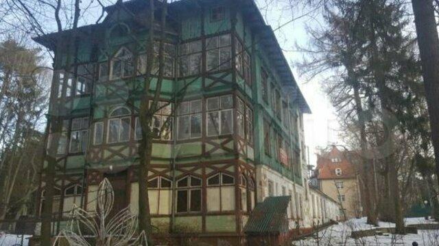 В Светлогорске за 60 млн рублей продают столетний дом
