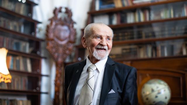 Профессор Леонард Калинников: Кант давно стал условием жизни моей семьи