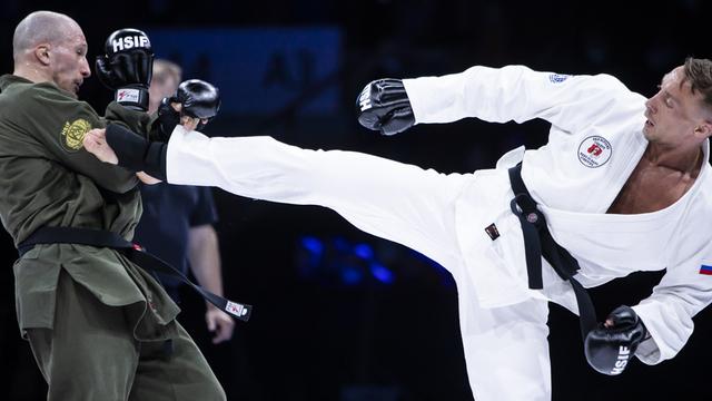 В Калининграде прошёл международный турнир по рукопашному бою (фоторепортаж)
