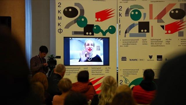 Валерия Гай Германика — зрителям на фестивале «Край света. Запад»: Мои фильмы — больше, чем я