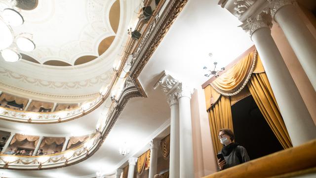 «Кролик Эдвард», «Инь и ян»: в Калининград с гастролями приедет Российский академический Молодёжный театр