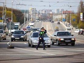 Центр Калининграда перекрыли из-за репетиции парада Победы (фото)