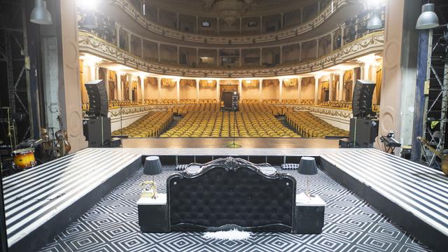 В Калининградском драмтеатре пройдёт премьера спектакля «Groza» по пьесе Островского
