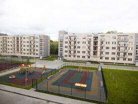В Калининграде открыли новый комплекс из пяти студенческих общежитий и бассейн БФУ им. И. Канта (фото)