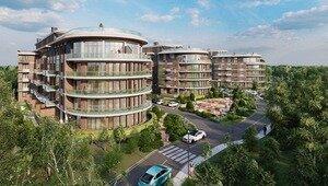 Четыре звезды с санаторным уклоном: на месте «Руси» в Светлогорске строят апарт-отель