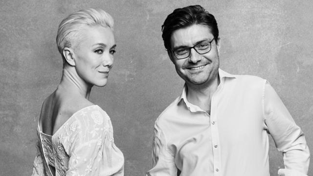 Актриса Дарья Мороз и пианист Иван Рудин выступят в Светлогорске с программой «Времена года»