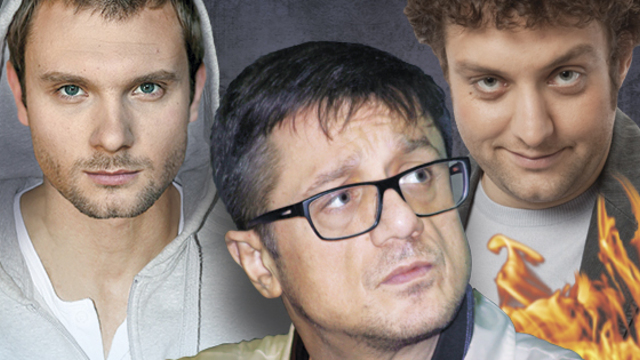 Алексей Макаров и Михаил Полицеймако сыграют в Калининграде в комедии «Доктор знает всё»