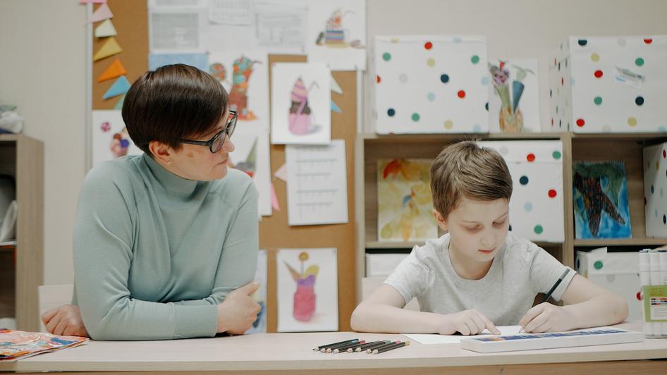 Калининградский детский психолог рассказала, что такое арт-терапия (видео) - Новости Калининграда   Фото: «Клопс»