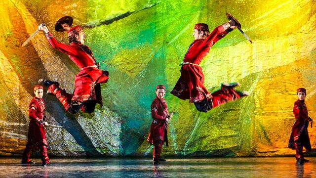 В Светлогорске выступит Королевский национальный балет Грузии