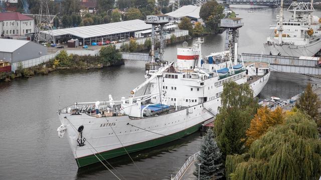 100 подводных фотографий: Музей Мирового океана открывает выставку в трюме судна «Витязь»