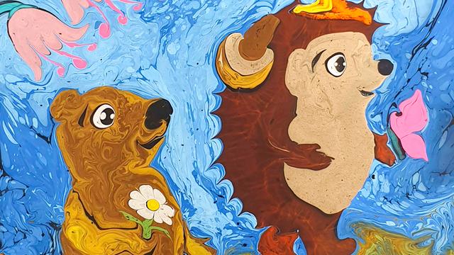 В Светлогорске покажут сказочное представление на воде «Про Ёжика и Медвежонка»