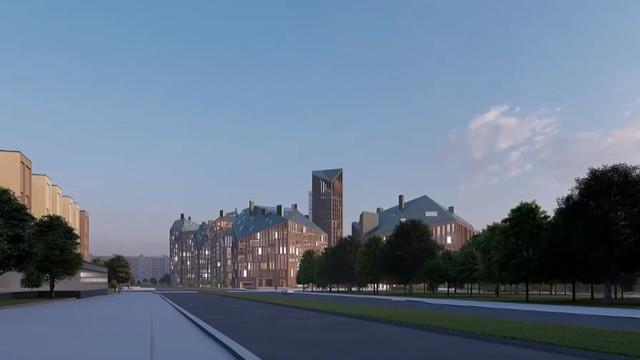 Высотная гостиница: что предлагают построить на месте Дома Советов (эскизы)
