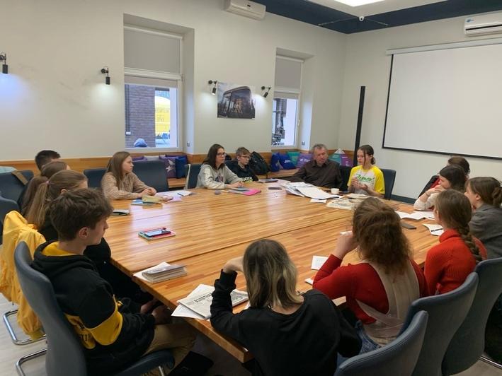В Калининграде 13 июня стартуют бесплатные курсы журналистики для школьников - Новости Калининграда   Фото предоставлено организаторами