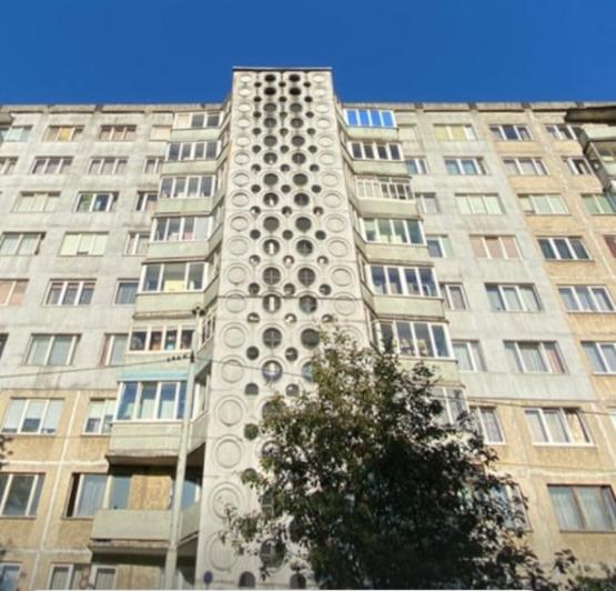 Фасад дома до ремонта | Фото: Фонд капитального ремонта Калининградской области