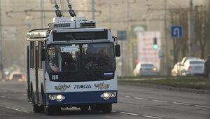 В Калининграде троллейбусы №1 и №2 изменят маршрут с первого июля