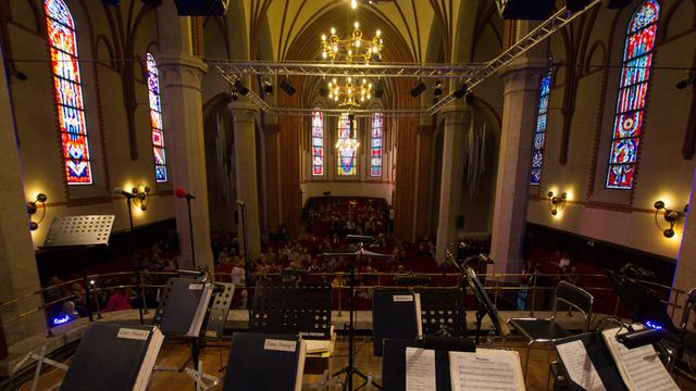 Духовой оркестр и солисты филармонии выступят с концертом «По страницам оперных шедевров»