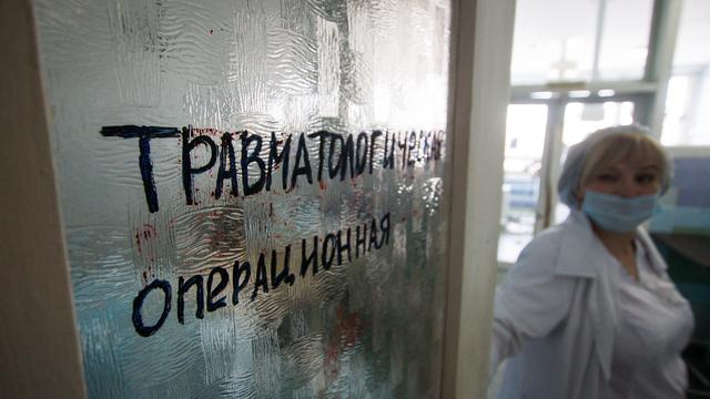 На мясоперерабатывающем предприятии под Калининградом рабочему затянуло в станок руку