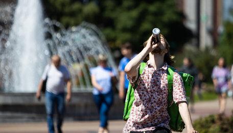 В Калининградской области прогнозируют аномальную жару