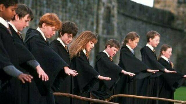 Найти волшебную палочку и покататься на метле: в Калининграде проведут квест по вселенной Гарри Поттера