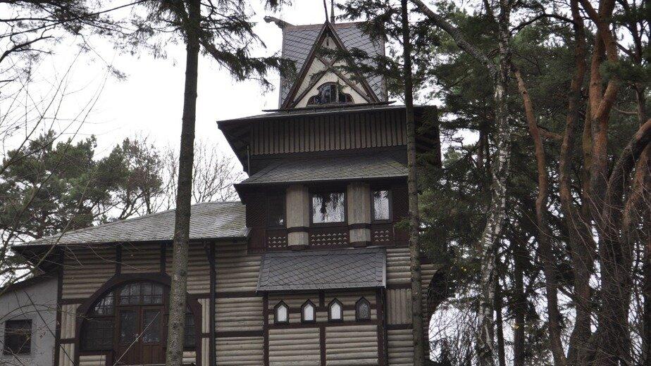 Охотничий домик в Светлогорске