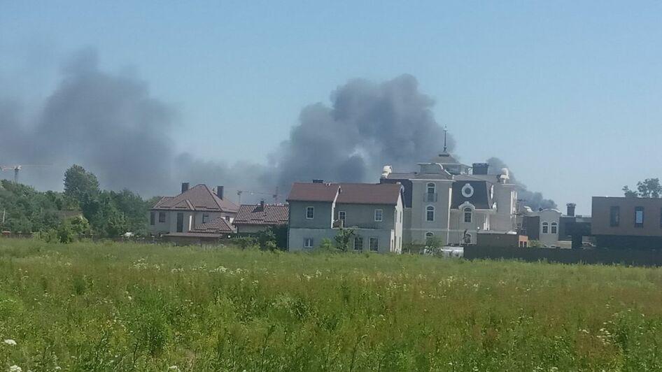 В МЧС рассказали о пожаре на «Мираторге» в Калининграде - Новости Калининграда