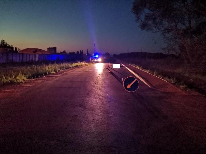 В Багратионовском районе Audi насмерть сбил пешехода, водитель скрылся - Новости Калининграда   Фото: пресс-служба УМВД России по Калининградской области