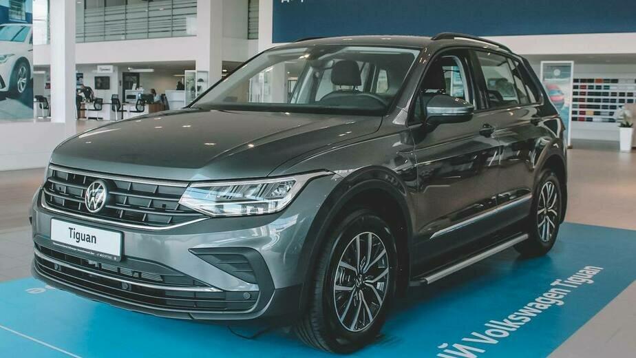 Новый Volkswagen Tiguan снова в наличии - Новости Калининграда