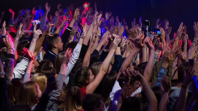 В Светлогорске состоится большой гала-концерт «Легенды ВИА 70-90-х»