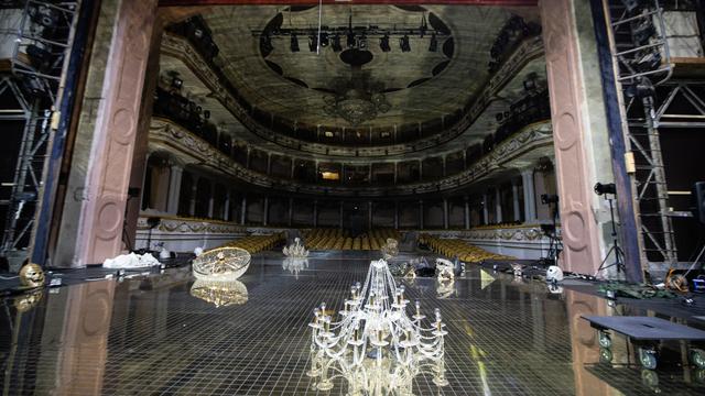 В Калининграде проведут иммерсивный спектакль-променад «Мастер и Маргарита. Бал»