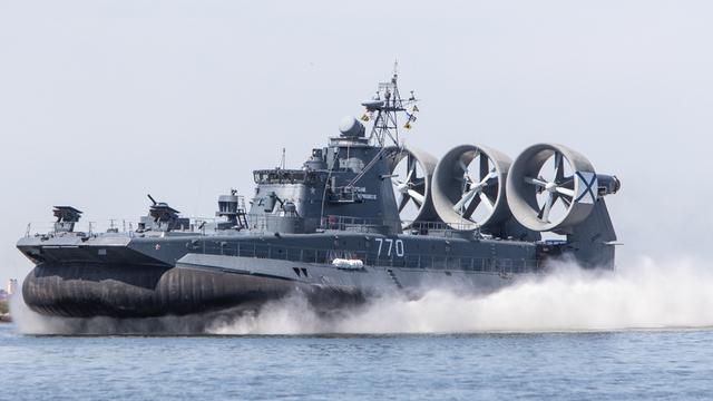 День ВМФ в Балтийске отметят парадом боевых кораблей и подлодок