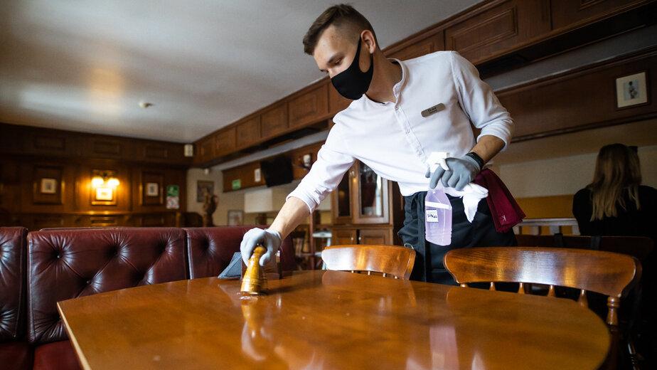 В Калининградской области рестораны смогут работать без ограничений для вакцинированных - Новости Калининграда | Фото: архив «Клопс»
