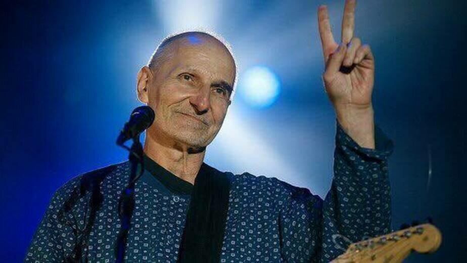 Пётр Мамонов | Фото: официальная страница музыканта в Facebook