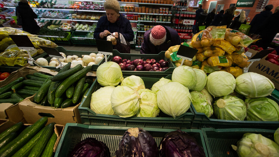 Калининградские сельхозпредприятия объяснили рост цен на овощи - Новости Калининграда   Фото: архив «Клопс»