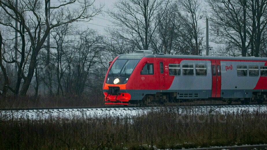С 10 июля до Железнодорожного запустят рельсобусы - Новости Калининграда | Фото Александра Подгорчука