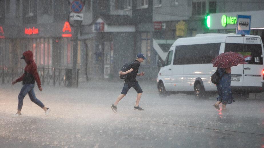 Синоптики рассказали о погоде в Калининграде на рабочую неделю - Новости Калининграда   Фото: архив «Клопс»