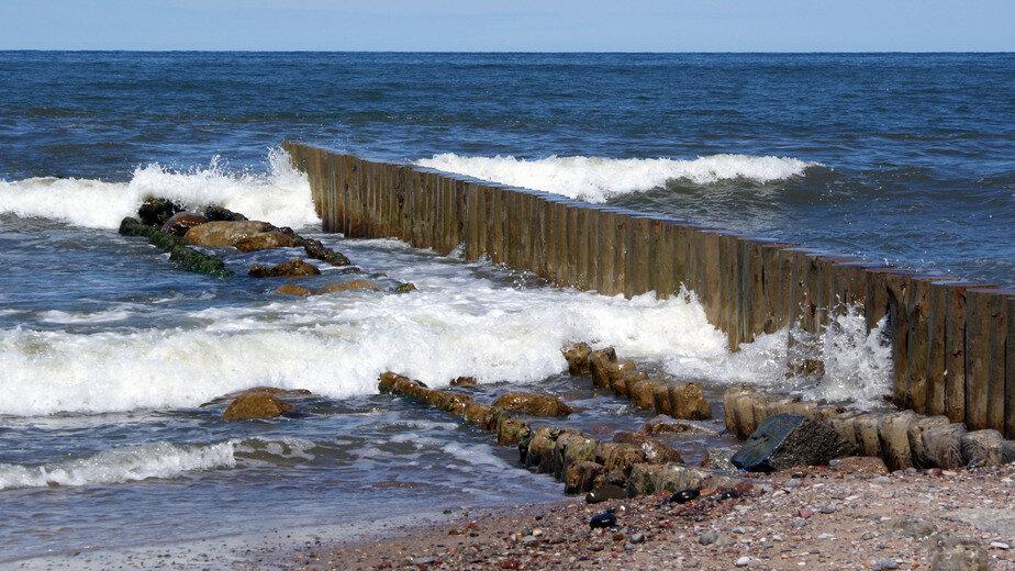 В Гидрометцентре назвали температуру воды в море у калининградского побережья - Новости Калининграда   Фото: архив «Клопс»