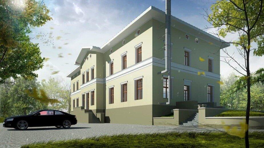 На проект реконструкции усадьбы Фухсберг в Холмогоровке выделят 133 млн рублей - Новости Калининграда