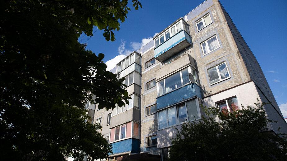 На фото: один из домов, где чувствуют запахи   Фото: Александр Подгорчук / «Клопс»