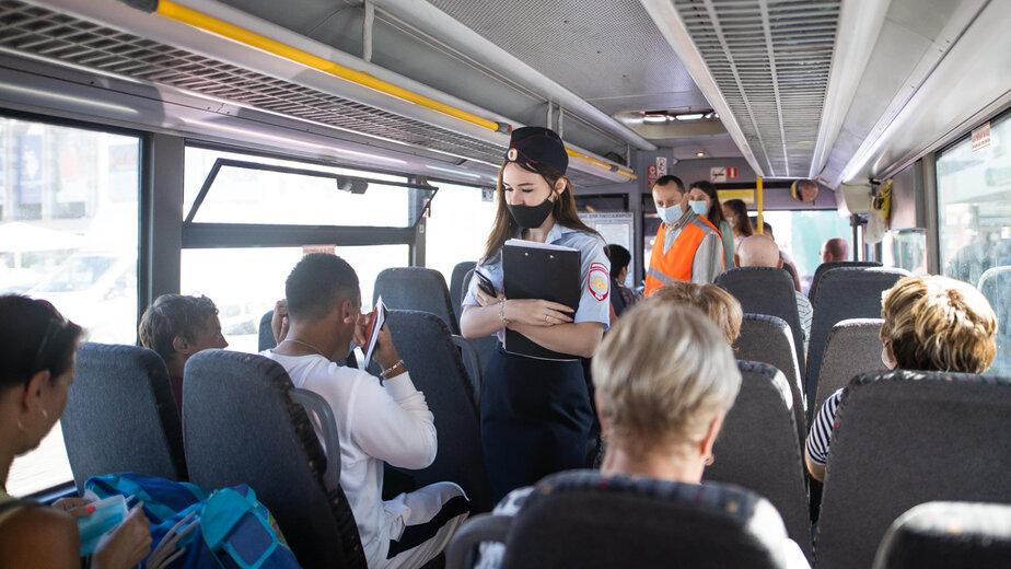 Калининградских перевозчиков оштрафовали на 1,9 млн рублей за пассажиров без масок - Новости Калининграда | Фото: архив «Клопс»