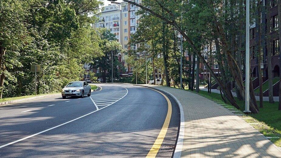 Окружную дорогу в Зеленоградске откроют через 2 недели - Новости Калининграда   Фото: пресс-служба регионального правительства