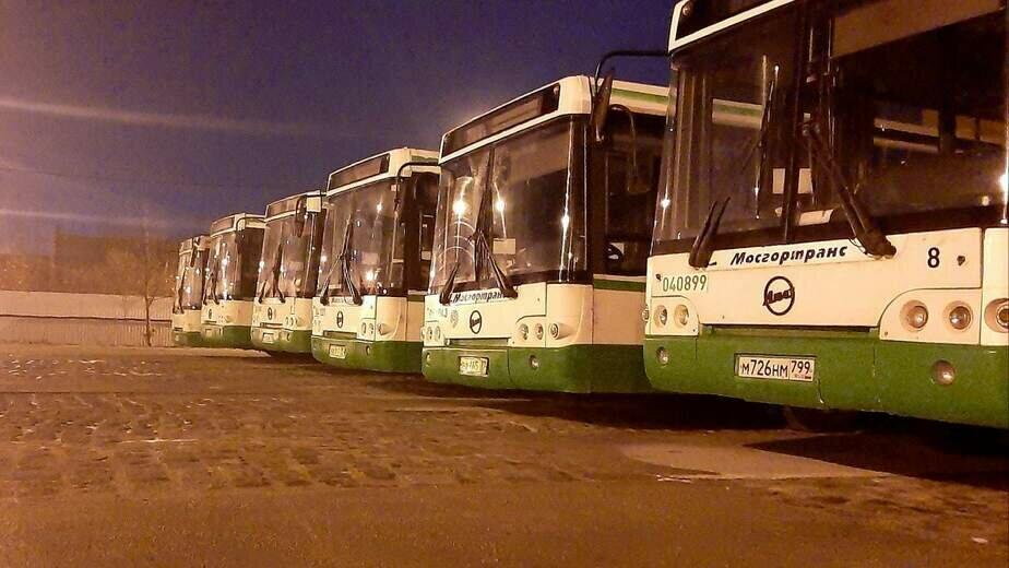 В мэрии назвали срок выхода на линию подаренных Москвой 10-летних автобусов - Новости Калининграда   Фото из архива редакции