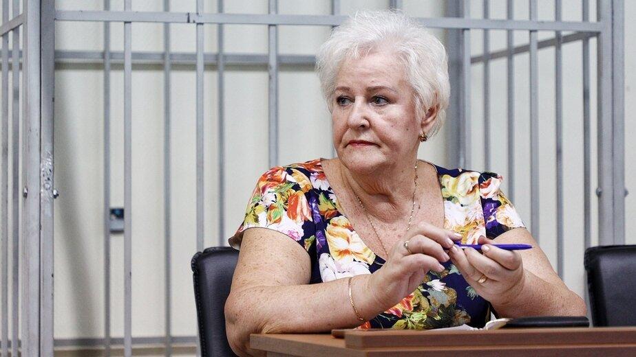 Людмила Осипова в зале суда | Фото: Александр Подгорчук