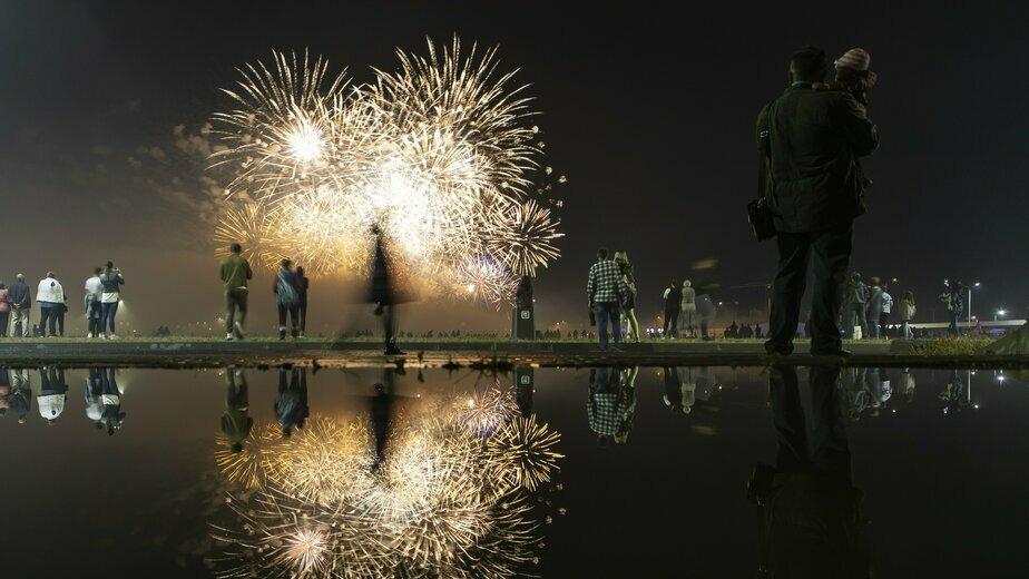 В Калининграде Мировой чемпионат фейерверков перенесли на 2022 год - Новости Калининграда | Фото: архив «Клопс»