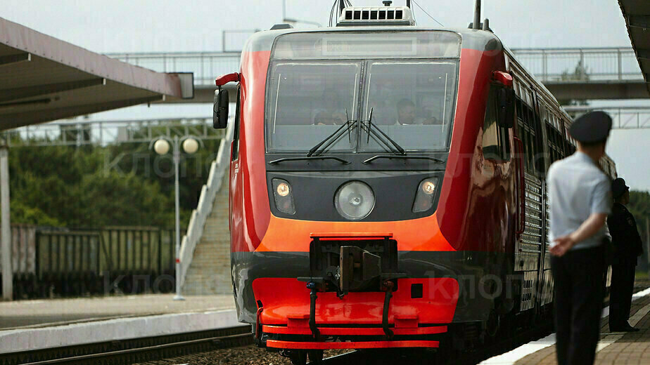 С 10 июля в Балтийск пойдут дополнительные поезда - Новости Калининграда | Фото из архива редакции